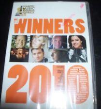 CMAA The Winners 2010 (PAL All Region) DVD – New