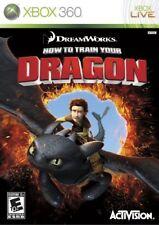 Xbox 360 Drachenzähmen leicht gemacht / How To Train Your Dragon (US) (mit OVP)
