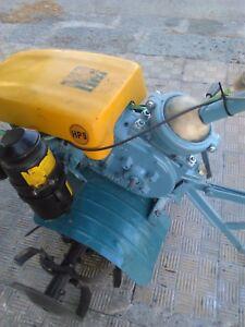 motozappa hp 9 di marca bmv. g 90 con motore piaggio usata