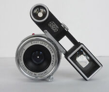Leica Summaron 35mm f/3.5 M-Mount chrome Rangefinder lens w/ Goggles for M3