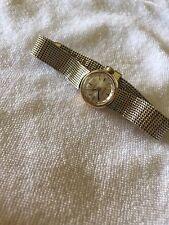 Vintage Omega Ladymatic 10k Gold Filled Watch