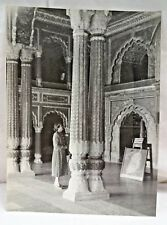 MUGHAL ARCHITECTURE BUILDING STRUCTURE VINTAGE BLACK & WHITE PHOTO COLLECTIBLES