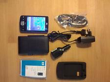 Hewlett Packard HP iPAQ 214 PDA mit viel Zubehör, Hülle, Ladegerät, Display