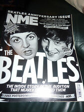 NME Magazine 31st December 2011 The Beatles 50th Anniversary Issue