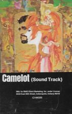 """""""CAMELOT"""" - THE SOUNDTRACK - MUSIC CASSETTE - 1967 WARNER BROTHERS RELEASE"""