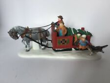 Dept 56 Over The River & Through The Woods #56545 Heritage Village Accessory