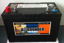 MRV70 ALLROUNDER 105AH  12V 760CCA  DEEP CYCLE/STARTING BATTERY