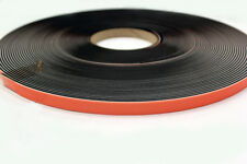 Magnetic Tape - Foam Adhesive Backed - 12.7 W X 1.5mm D - 30m Coil