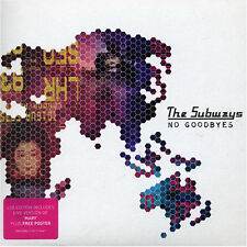 """The Subways, No Goodbyes, NEW Ltd edition 7"""" vinyl single with poster (Part 2)"""
