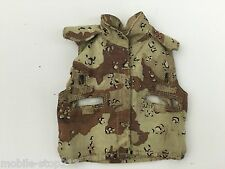 USMC Marine Desert Saber Kuwait 1991 Camo Vest Soldier Story 1/6th Scale