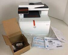HP Color LaserJet PRO MFP M477fdw Printer Duplex Net Wireless