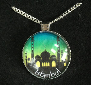 Istanbul Pendant Necklace