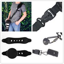 Profi Kamera Tragegurt Stoßfest Einstellbar Schultergurt Für DSLR Nikon Canon