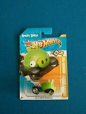 Hot Wheels 2012 New Models Angry Birds Minion Pig htf