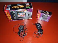 Sega Nomad Portable Handheld System Bundle -Boxed with Extras (MK-6101)