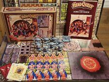 Contra la Horda de Ogros, Expansion HeroQuest, Against the Ogre horde