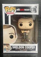 Pop! TV The Big Bang Theory: Sheldon Cooper #776 Brown Jacket Funko Pop Vinyl