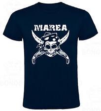 Camiseta Marea Rock Kutxi Romero hombre tallas y colores