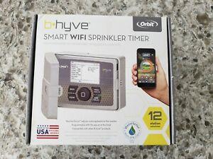 Orbit B-Hyve 12-Zone Indoor/Outdoor Smart Sprinkler Controller NEW