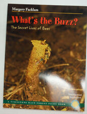 Rain Forest Book What's The Buzz All About Bees 2001 052215R