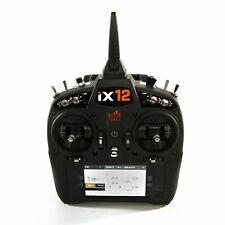 Spektrum SPMR12000 iX12 12 Channel 12ch DSMX RC Transmitter Only (No Receiver)