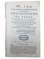 Droit de Vote des Noirs libres 1792 Esclavage Pondichéry Garde Suisse Metz Agen