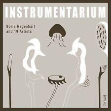 HEGENBART, BORIS & 19 ART - INSTRUMENTARIUM NEW VINYL RECORD