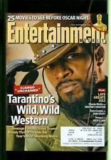 2012 Entertainment Weekly: Jamie Foxx- Django Unchained- Quentin Tarantino