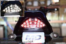 2007-2009 Suzuki GSF1250 GSX650F GSX1250F SEQUENTIAL Signal LED Tail Light CLEAR
