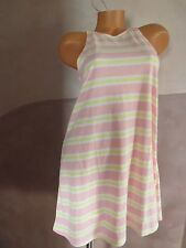 VICTORIAS SECRET CATALOG THE LITTLE TEE DRESS / SWIM COVER UP SIZE:S