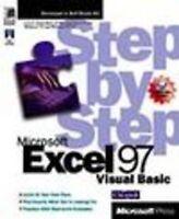 Microsoft Excel 97 Visual Basic Step by Step (Step by Step (Microsoft)), M. Jaco