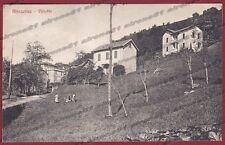 VERBANIA MIAZZINA 22 VILLETTE Cartolina viaggiata 1912