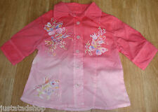 Replay & Sons girl shirt blouse top  XXS 5-6 y 116 cm New designer
