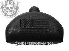 NDZ P6 Grip Plug for Glock GEN 4 ONLY NO BACKSTRAP US Flag Inverse