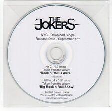 (FC42) The Jokers, NYC / Hell To LA - DJ CD