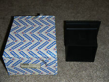 1987-1990 NISSAN SENTRA SE XE LEFT HAND GRILLE FRONT BUMPER FINISHER 62257-65A00