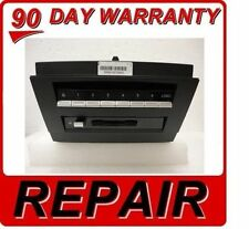 REPAIR OEM MERCEDES BENZ S550 S600 S65 S63 6 CD DVD Changer REPAIR SERVICE FIX