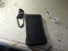 Solar Battery Charger Solar Power Bank For Phone USA 90000mah USB duel port
