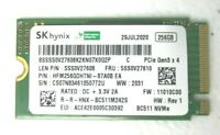 SK Hynix 256GB BC511 NVMe SSD PCIe HFM256GDHTNI-87A0B SSD 1.8 in 258 GB Korea