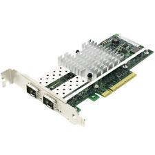 LOW PROFILE HP 560SFP+ Dual-Port 2x 10GbE-LAN SFP+ PCIe x8 665249-B21 +++
