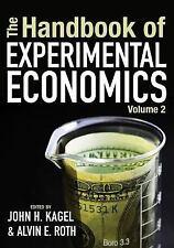 Handbook of Experimental Economics: By Roth, Alvin E. Kagel, John H.