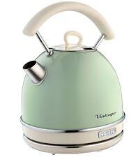 Bollitore elettrico Ariete Vintage verde bolli scalda acqua kettle 2877 - Rotex