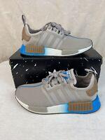 Adidas Original Star Wars NMD R1 REY FW3947 Grey Blue NEW sz 6.5 FREE SHIPPING