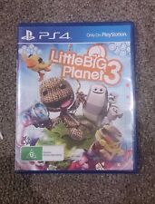 Little Big Planet 3 PS4 - Barely used - Great condition