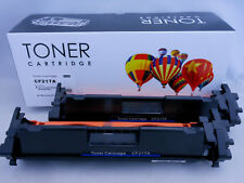 2PK CF217A Toner Cartridge w/CHIP for HP LaserJet Pro M102a M130fw M130nw M130fn