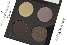 Mac Eye Shadow x 4 (A Novel Romance Quad) Palette 0.19 oz/5.6g   New In Box