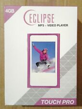 "1 Eclipse Touch Pro mp3 + video player 4GB FMradio 2.4"" touch screen comp iTunes"