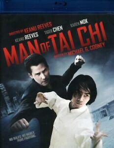 Man of Tai Chi (Blu-ray) Keanu Reeves, Tiger Chen, Karen Mok
