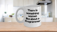 Programmer Mug White Coffee Cup Funny Gift for Coding Computer Geek Software