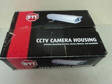 NEW STI CCTV SECURITY CAMERA HOUSING EXTERNAL OUTDOOR UNIT CASE STI-7100K